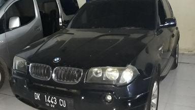 2004 BMW X3 4WD - Terawat Mulus