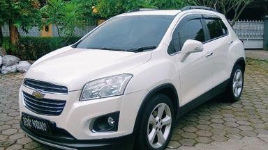 2016 Chevrolet Trax ltz - Barang Istimewa