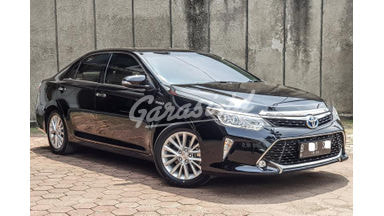 2018 Toyota Camry Hybrid Hybrid - Terawat Siap Pakai Low Km Like New Pajak Baru