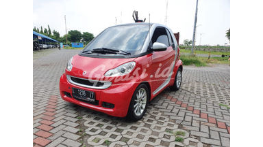 2011 Smart For Two 52KW MHD Coupe - Surat Lengkap