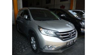 2013 Honda CR-V mt - Siap Pakai Dan Mulus