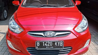 2011 Hyundai Grand Avega GL - Istimewa