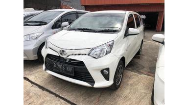 2018 Toyota Calya E - Simulasi Kredit Tersedia