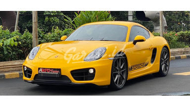 2013 Porsche Cayman 2.7 Sport Chrono - Barang Istimewa