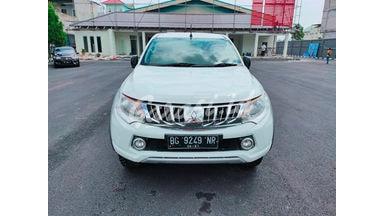 2016 Mitsubishi Strada Triton EXCEED - Nyaman Terawat