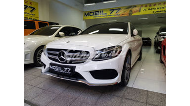 2018 Mercedes Benz C-Class 300 - Seperti baru