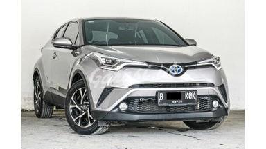 2019 Toyota CH-R Hybrid Single Tone