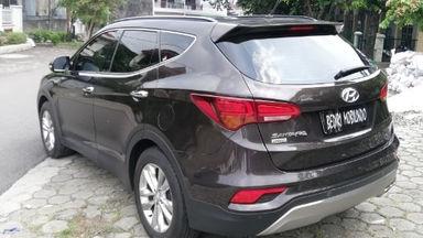 2016 Hyundai Santa Fe limited - Istimewa Siap Pakai