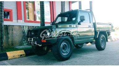 1986 Suzuki Katana Pick Up - Bak long asli (original)