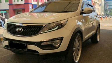 2014 KIA Sportage III EX - Siap Pakai (s-0)