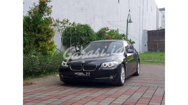 2013 BMW 520d F30 turbo