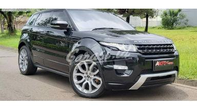 2012 Land Rover Range Rover Evoque Dinamic Luxury