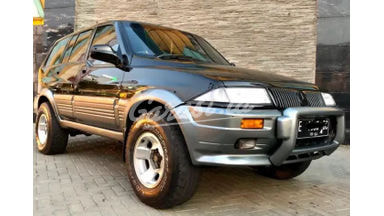 1999 Ssangyong Musso SG 320
