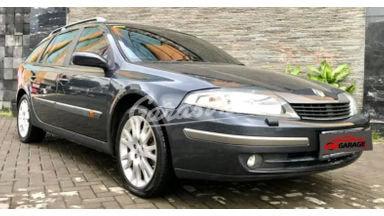 2002 Renault Megane Laguna Stationwagon