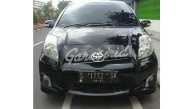 2012 Toyota Yaris e - Terawat Siap Pakai
