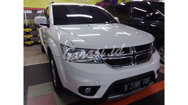 2012 Dodge Journey platinum - Barang Bagus Dan Harga Menarik