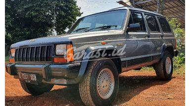 1994 Jeep Cherokee XJ - Nego