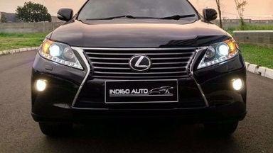 2012 Lexus RX 2.7 - SIAP PAKAI!