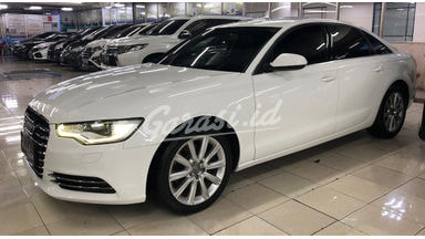 2013 Audi A6 TFSI
