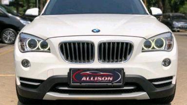 2014 BMW X1 S DRIVE - istimewa (s-1)