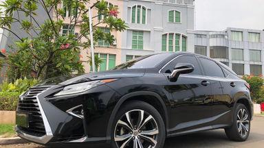 2016 Lexus RX 200t luxury - Istimewa dan Harga Bagus (s-2)