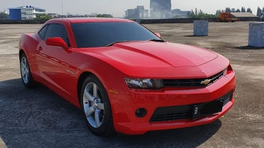 2015 Chevrolet Camaro - Like New Tdp Rendah