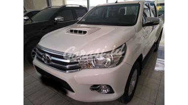 2015 Toyota Hilux G - SIAP PAKAI!