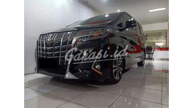 2019 Toyota Alphard G ATPM - Mobil Pilihan