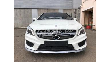 2015 Mercedes Benz CLA-Class CLA45 Sport AMG - Bekas Berkualitas