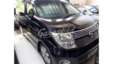2008 Nissan Elgrand Highway Star - Good Condition
