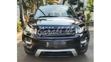 2013 Land Rover Range Rover Evoque Dynamic luxury - Unit Siap Pakai