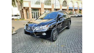 2012 Lexus RX Facelift - SunRoof Full Rawatan Original Garansi