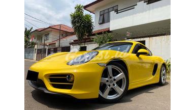 2013 Porsche Cayman 2.7 PDK 981 COUPE