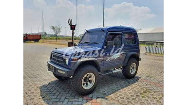 2002 Suzuki Katana 4X4 - Bekas Berkualitas