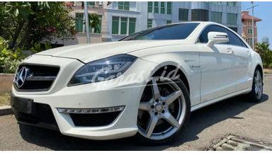 2012 Mercedes Benz CLS CLS350 AMG - Istimewa Siap Pakai