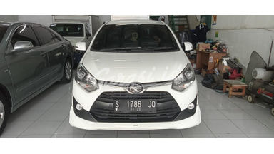 2017 Toyota Agya TRD S