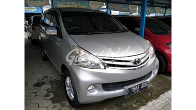 2015 Toyota Avanza G - Good Condition