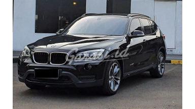 2008 BMW X1 LCi - Black on Red Sportline