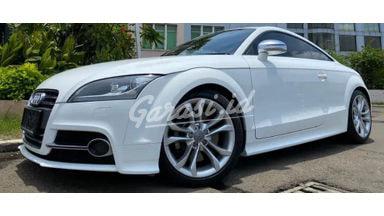 2013 Audi TTS Coupe - Proses Cepat Dan Mudah