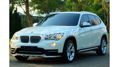 2015 BMW X1 Xline - Kondisi Perfect garansi