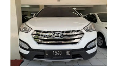 2013 Hyundai Santa Fe AT - Nyaman Terawat