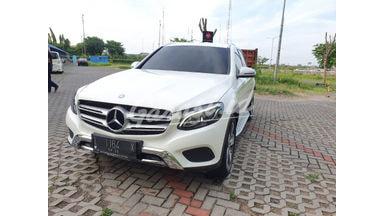 2017 Mercedes Benz GLC GLC 250 - Harga Bisa Digoyang