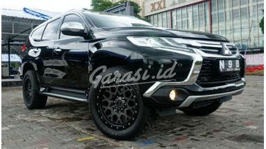 2019 Mitsubishi Pajero Sport Dakar