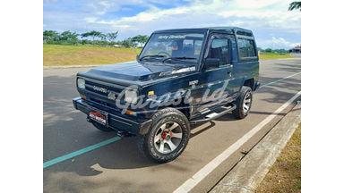 1991 Daihatsu Rocky 4x4