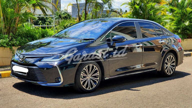 2019 Toyota Corolla Altis v