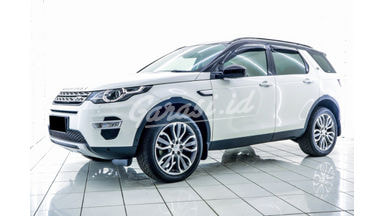 2015 Land Rover Discovery HSE Lux