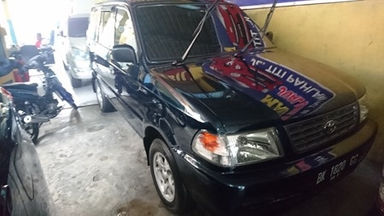 2002 Toyota Kijang LX - Good Condition