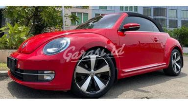 2013 Volkswagen Beetle Cabrio - Unit Bagus Bukan Bekas Tabrak