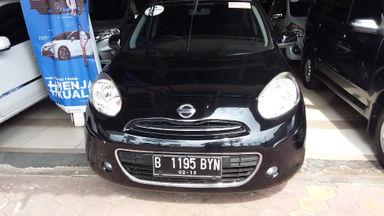 2013 Nissan March 1,2 - Good Condition, siap pakai