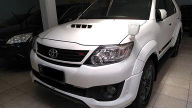 2015 Toyota Fortuner G - SIAP PAKAI